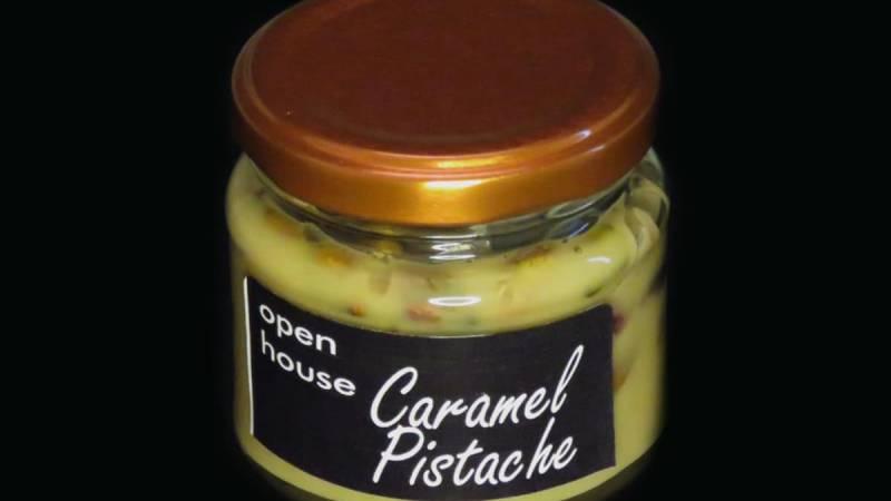 Caramel Pistache