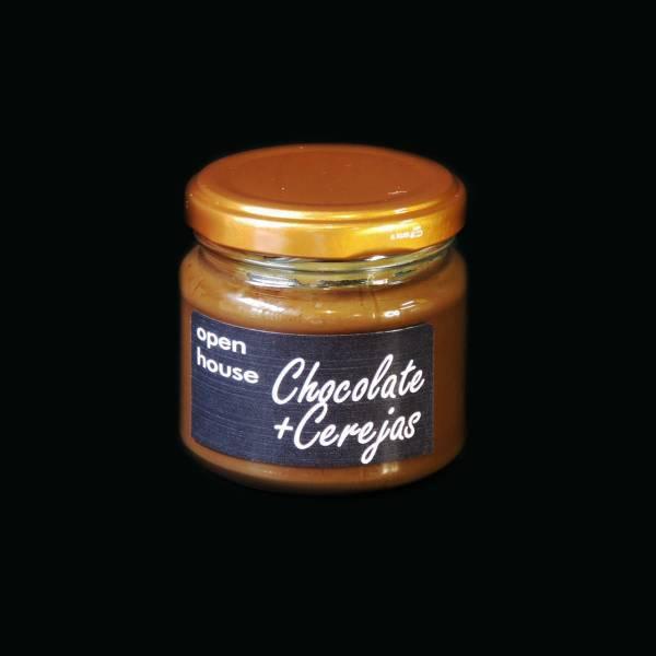 Chocolate E Cerejas
